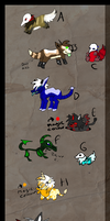FREE ADOPTS CLOSED by starbars