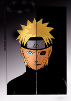 Naruto 493 - Cover by melikesmonsters