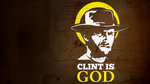 Clint is God Wallpaper by retaks-16