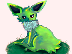 Shiny Jolteon by ShadNoir