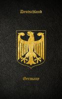 German coat of arms by PdictusMagister