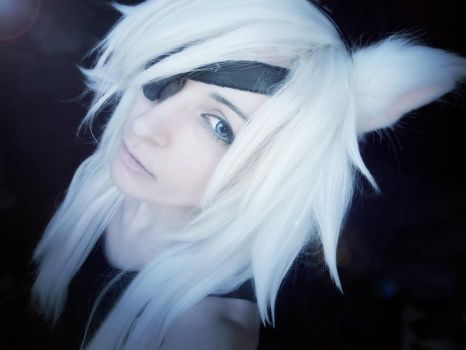 Rai , Lamento: Beyond the void - Cosplay by AlicexLiddell