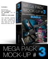 Mega Pack Mock-Up 3 by CarlosViloria