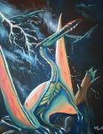 Quetzalcoatlus by 1996ds