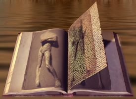Open Book by lostbooks