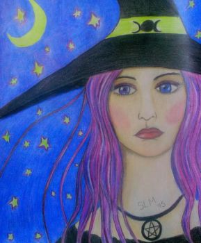 Witch by Aislynnia