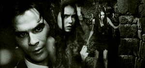 The Vampire Diaries by izzzolda