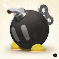 Bob-Omb by pacman23