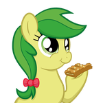 This fritter is good by ShilaDaLioness