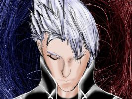 Two is one - Dante and Vergil by KuraiDenki
