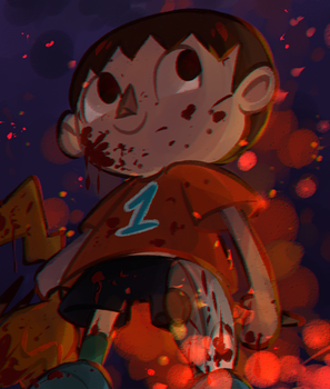 villager by Sumrlybadusername