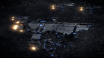 Eve Online - The Viper Wing by wjbarber