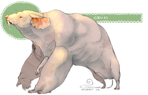 Cruel ~character ref 2015~ by ra-tbox