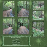 Bridge Trail set1 wicasa-stock by Wicasa-stock