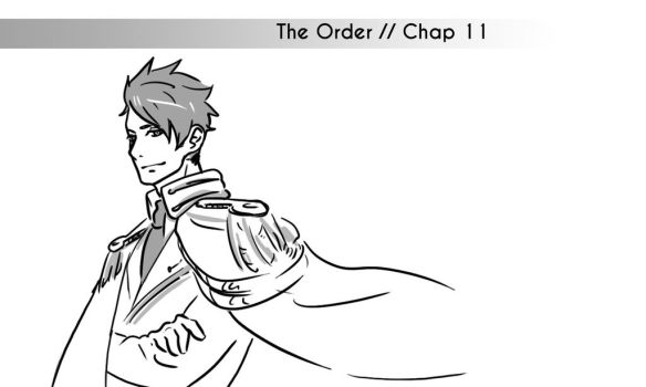 The Order // chapter 11 by NitroxArts