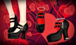Rockabilly pumps DOWNLOAD by YamiSweet