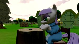 One Day with Maud Pie by EDplus