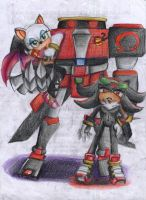 REAL Team Dark Riders Style by Specter1997