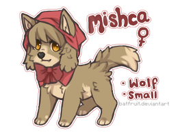 Mishca Reference 2014 by batfruit