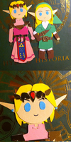 The Legend of... Link? by CutiePei-Mei