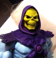Skeletor head 2.0 smaller by BaRs0m
