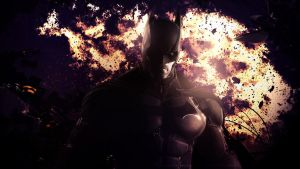 *Exclusive* Batman Arkham Origins Custom Wallpaper by Vis-al-Ghul