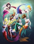 We are the daughters of Triton by Blatterbury