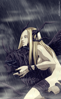 claymore : Alicia  and Beth by ioshik