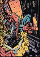 Spectacular Spider-man by deankotz