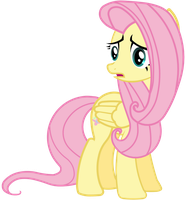 Fluttershy - Sad? by BobtheLurker