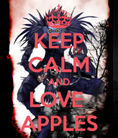 Ryuk Keep Calm Poster by Madijw