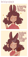 Curly Hair Problems by Dreachie