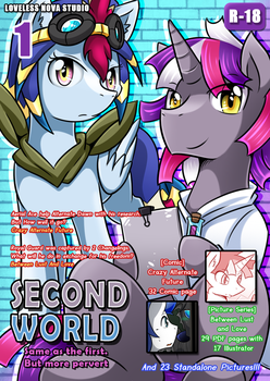 [Pay What You Want] SECOND WORLD VOL. 1 by vavacung