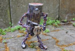 assemblage scout by rupertvalero