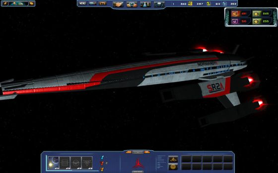 SoaSE- SSV Red Normandy Swaggins by aruon