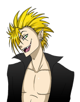 Hiruma by TroubleTrain
