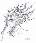 Chaos Sketch by thehotmageaeris