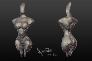 Fun with Sculptris by xcanner