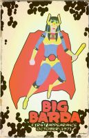 Big Barda by Hartter