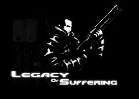 Legacy of Suffering (promo image) by Llortor