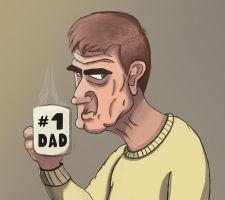 # 1 Dad by Sarqful