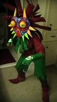 Skull Kid by MonkeyHeartless
