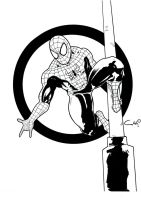 spiderman comission by robertcheli