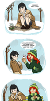 Cookies for Severus by Thrumugnyr
