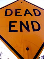 Dead End. by somethingvaguee