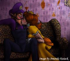 A Kiss at 26 Grimace Lane by LadyNyaruInfinity