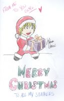 Merry Christmas - 2004 by Link82389