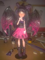 An other try on Lilian custom by Airinreika
