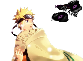 Naruto 2 Render by Dragha