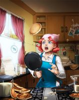Otakon Cooking Extra 2012 by Del-Borovic